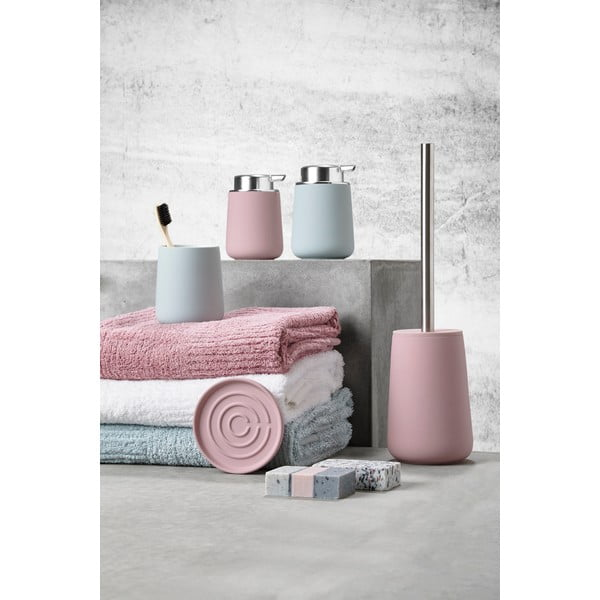 Ružová miska na mydlo Zone Nova