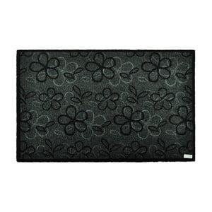 Rohožka Floral Grey, 50x70 cm
