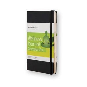 Denník Moleskine pre wellness pôžitkárov