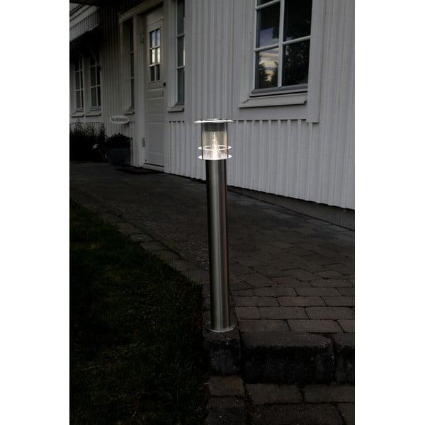 Záhradné svetlo Solar Energy Garden Light Steel
