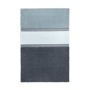 Modrý koberec EMKO Lietuva, 170x260cm