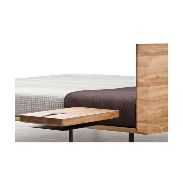 Posteľ z jelšového dreva Mazzivo Modo, 180 x 200 cm