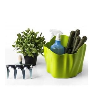 Multifunkčná nádoba QUALY Flow Bucket, zelená