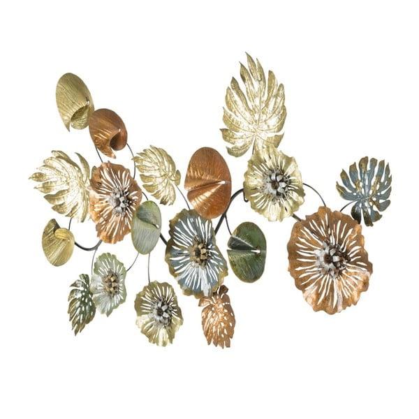Nástenná dekorácia zo železa Mauro Ferretti Hojas