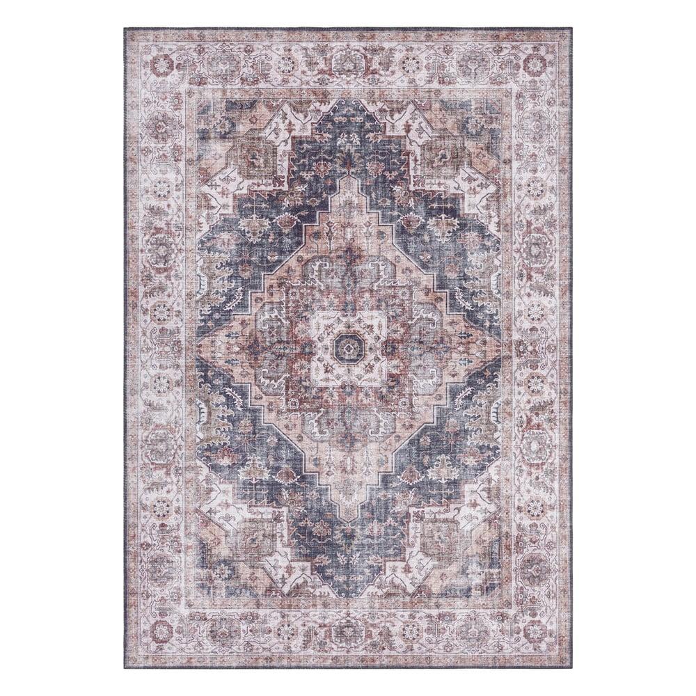 Sivo-béžový koberec Nouristan Sylla, 120 x 160 cm
