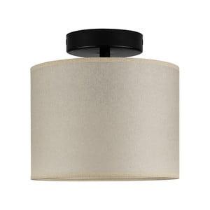 Sivobéžové stropné svietidlo Sotto Luce Taiko