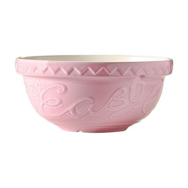 Kameninová misa MasonCash Bake My Day Pink, 24cm