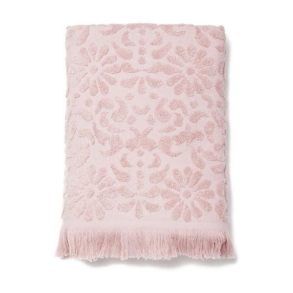 Set 4 uterákov a osušiek Riad Rose, 50x90 cm + 70x140 cm