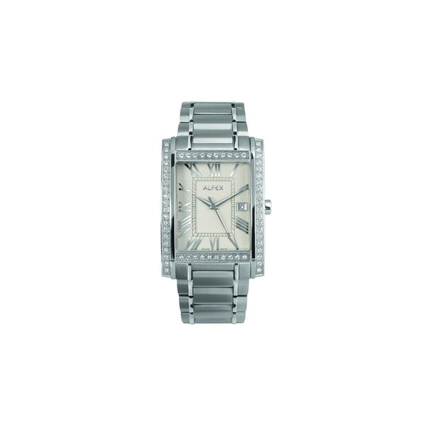 Pánske hodinky Alfex 56671 Metallic/Metallic