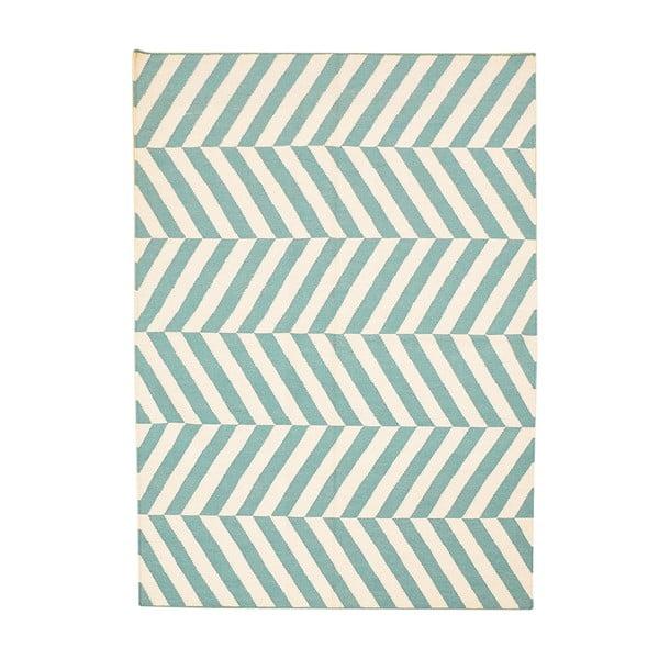 Vlnený koberec Kilim JP 46, 150x240 cm
