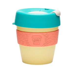 Cestovný hrnček s viečkom KeepCup Original Custard Apple, 227 ml