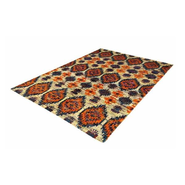 Ručne tkaný koberec Ikat H5 Mix, 170x260 cm
