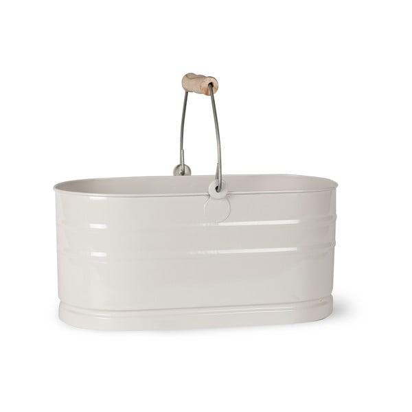 Biely košík na umývacie prostriedky Garden Trading Utility