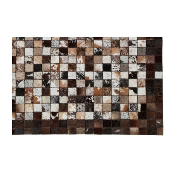 Koberec z pravej kože Sao Paulo Bak5, 120x180 cm