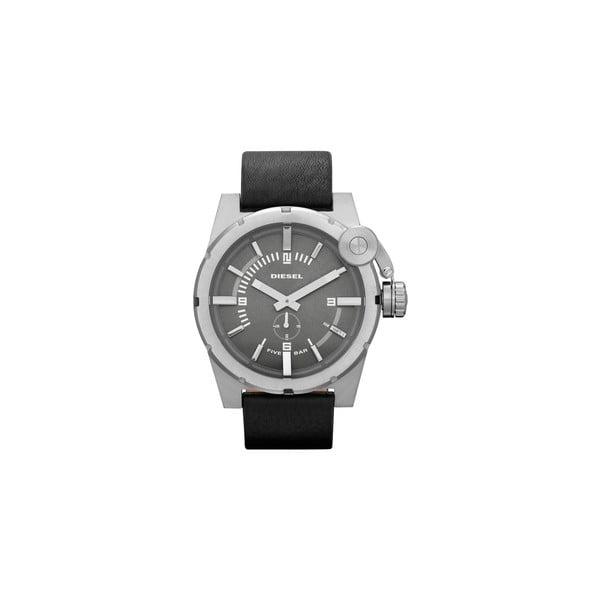 Pánske hodinky Diesel s koženým remienkom Pierre