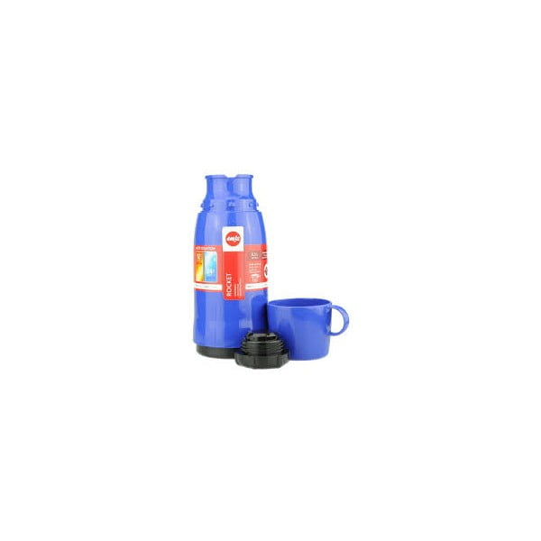 Termoska s hrnčekom Rocket Blue, 500 ml