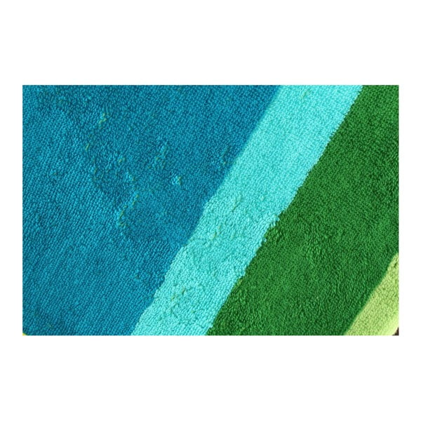 Sada 2 osušiek Peter Grass Green, 70x140 cm