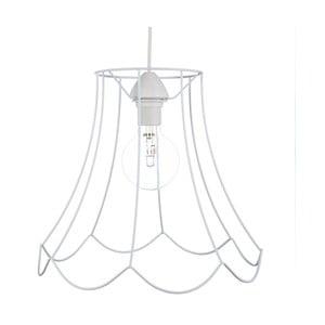 Biele stropné svietidlo Creative Lightings Naked Light Uno