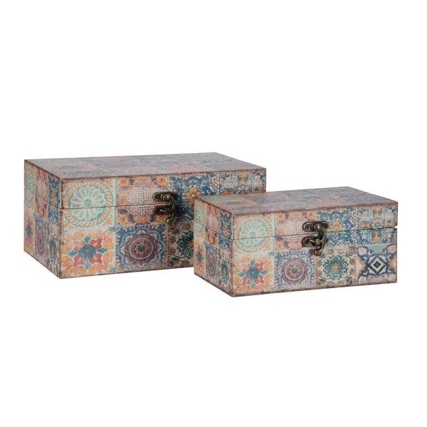 Sada 2 krabičiek Orient