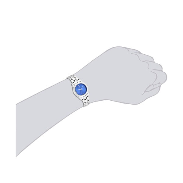 Dámske hodinky Rhodenwald&Söhne Hetja Silver Blue