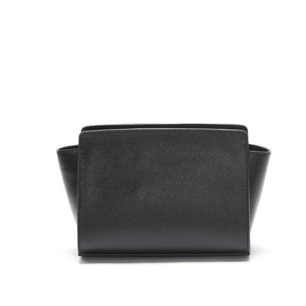 Kožená kabelka Mangotti 446 Nero