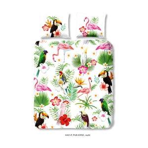 Bavlnené obliečky Good Morning Paradise, 140×200 cm