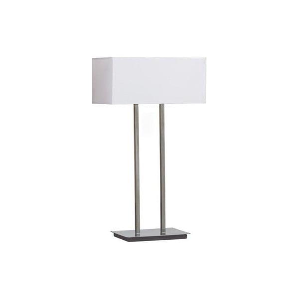 Stolná lampa Block Metal/Chrome