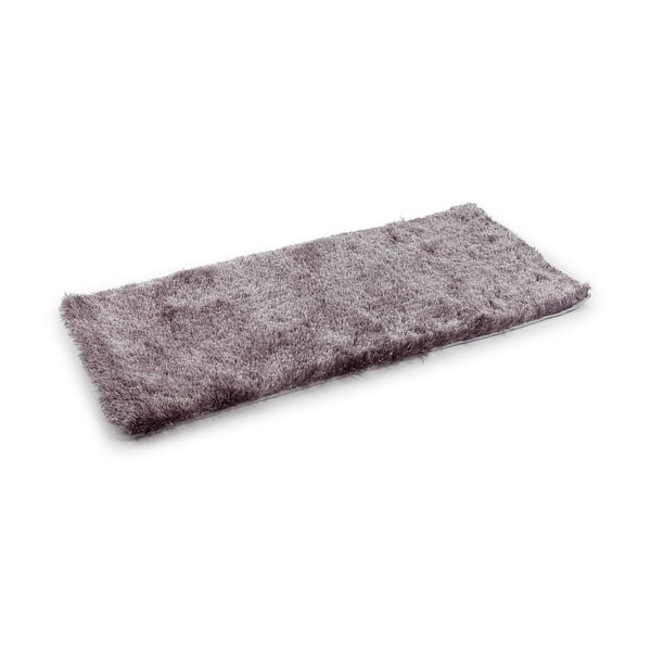 Koberec Thin Shaggy Grey, 60x120 cm