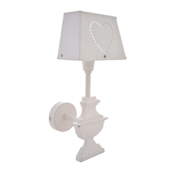 Nástenné svetlo White Lamp