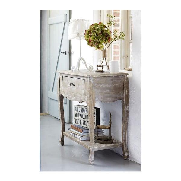 Konzolový stolík Kamill, 41x81x76 cm