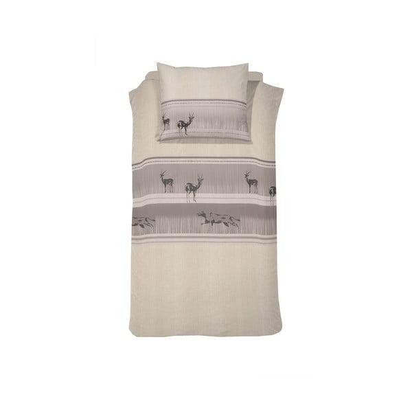 Obliečky Gaselli Cream, 140x200 cm