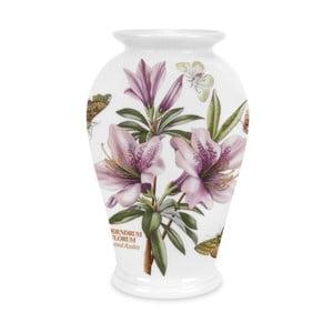 Kameninová váza s kvetínami Portmeirion Azalea, výška 20 cm