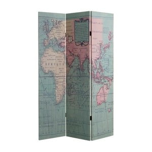 Zástena Cosas de Casa Mapa sveta