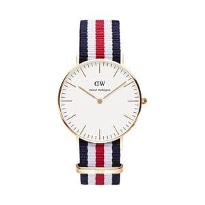Dámske hodinky Daniel Wellington Canterbury Gold