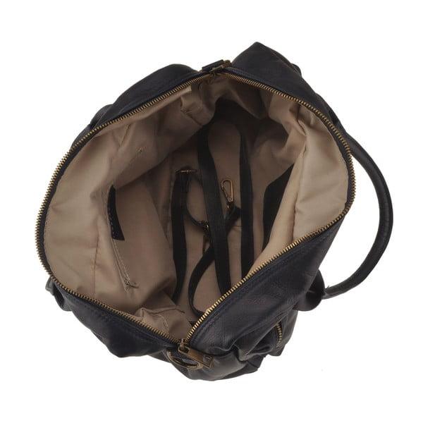 Modrá kožená kabelka Ore Diece Stama