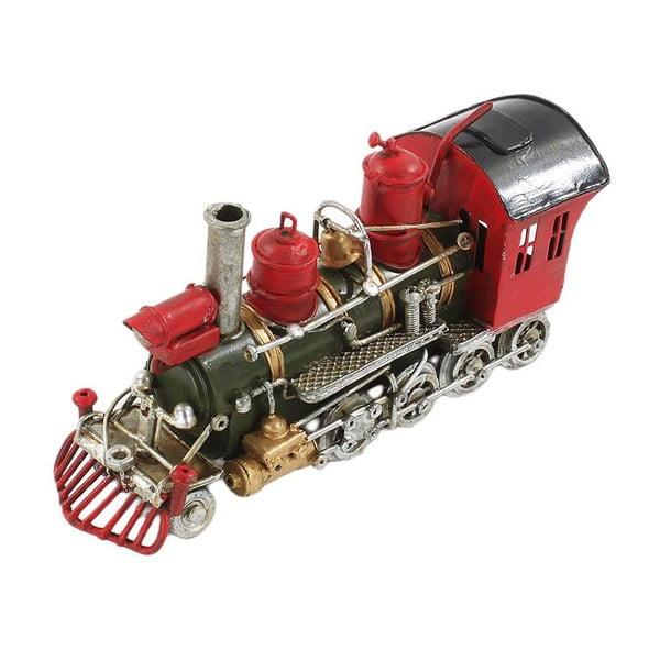 Dekorácia v tvare lokomotívy InArt