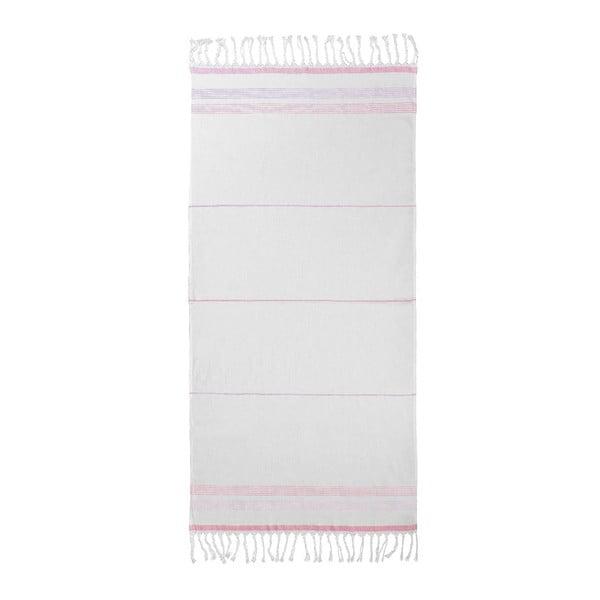 Hamam osuška Berrak Pink, 80x160 cm