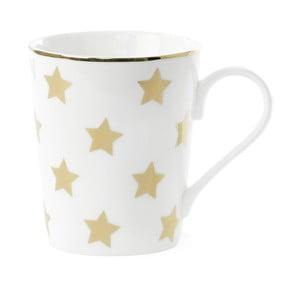 Keramický hrnček Miss Étoile Coffee Gold Stars