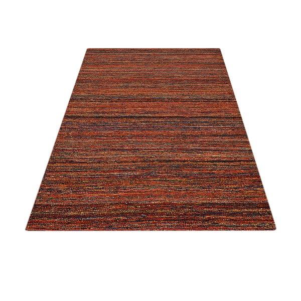 Ručne tkaný koberec Sari Silk Red, 120x180 cm