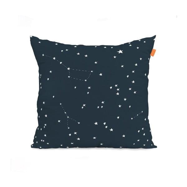Sada 2 obliečok na vankúš Blanc Constellation, 50 x 50 cm