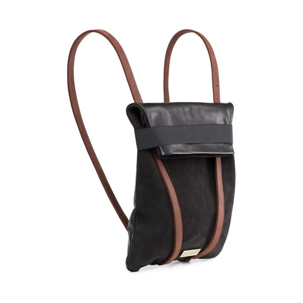 Kožený obojstranný batoh Maria/Maleta Blackpack