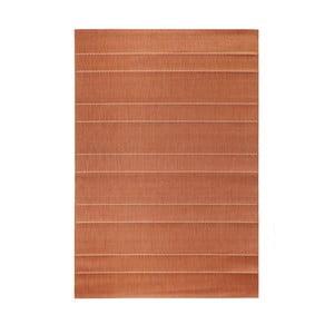 Koberec vhodný do exteriéru Sunshine 80x150 cm, terakota