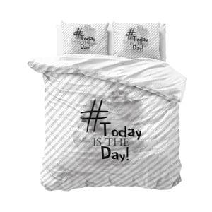 Bavlnené obliečky na dvojlôžko Sleeptime Today, 240×220 cm