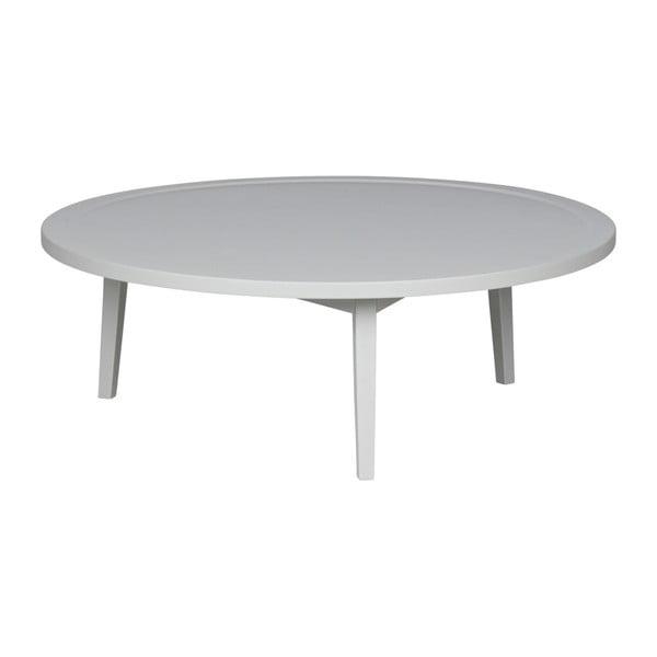 Sivý konferenčný stolík vtwonen Sprokkeltafel, ⌀ 100 cm
