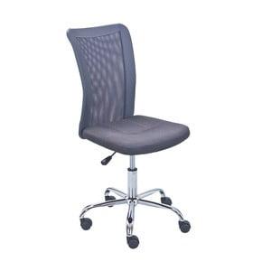 Sivá kancelárska stolička 13Casa Office A18