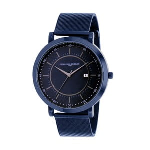 Pánske hodinky s antikoro remienkom William Gregor Delaia