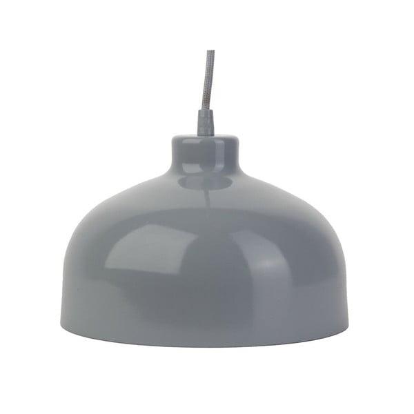 Sivé stropné svetlo Loft You B&B, 44 cm
