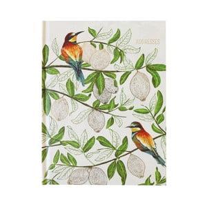 Zápisník Eden Project by Portico Designs, 144 stránok