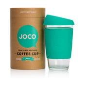 Eko hrnček na kávu Joco Cup 454 ml, mätový