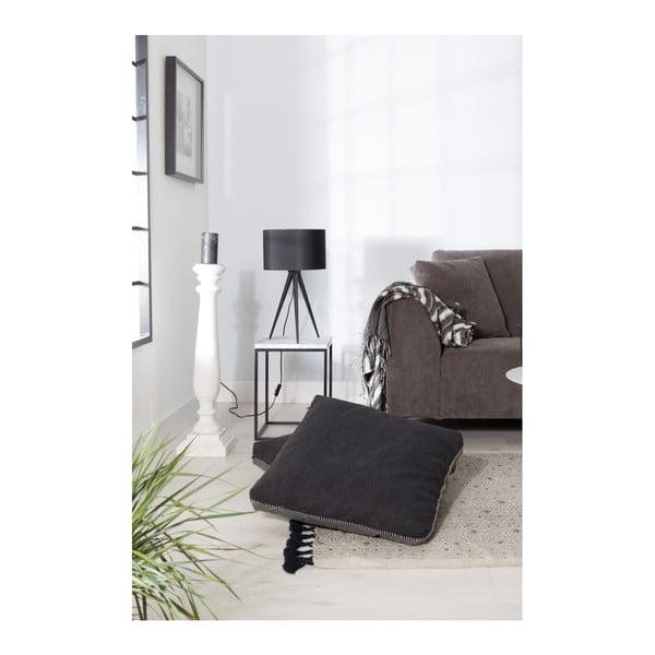 Čierna stolová lampa Zuiver Tripod